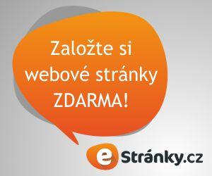 Založte webové stránky zdarma - eStránky.cz