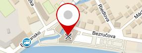 Kaceláře eStránek na mapě